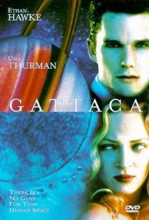 Gattaca (1997) cover