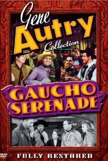 Gaucho Serenade (1940) cover