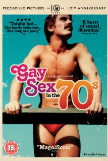 Gay Sex in the 70s (2005) cover