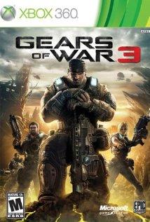 Gears of War 3 (2011) cover