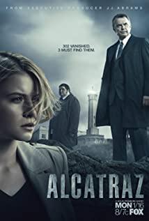 Alcatraz (2012) cover