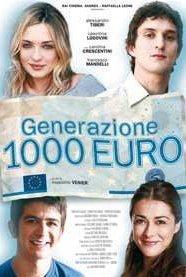 Generazione mille euro (2009) cover