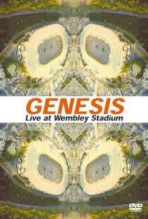 Genesis: Live at Wembley Stadium 1988 poster