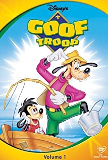 Goof Troop (1992) cover