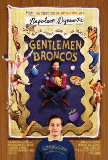 Gentlemen Broncos (2009) cover