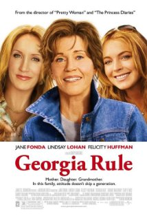 Georgia Rule (2007) cover