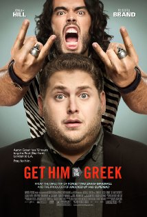 Get Him to the Greek (2010) cover