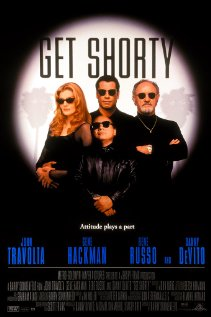 Get Shorty 1995 poster