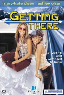 Getting There (2002) cover