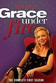 Grace Under Fire 1993 poster
