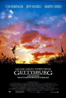 Gettysburg (1993) cover