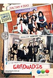 Graduados (2012) cover