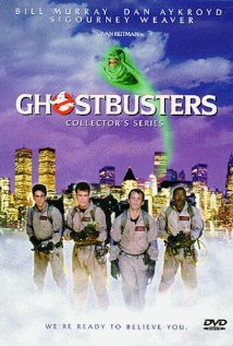 Ghost Busters (1984) cover