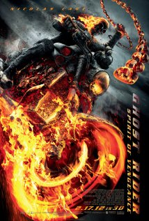 Ghost Rider: Spirit of Vengeance (2011) cover