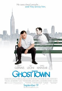 Ghost Town 2008 poster