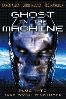 Ghost in the Machine (1993) cover