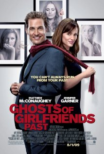 Ghosts of Girlfriends Past (2009) cover