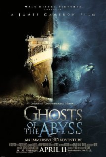 Ghosts of the Abyss (2003) cover