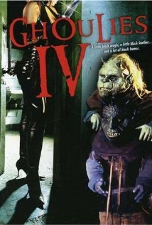 Ghoulies IV (1994) cover