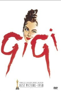 Gigi (1958) cover