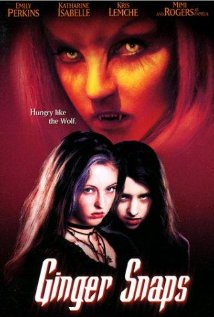 Ginger Snaps (2000) cover