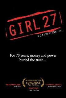 Girl 27 (2007) cover
