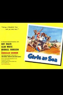 Girls at Sea (1958) cover