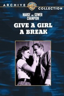 Give a Girl a Break (1953) cover