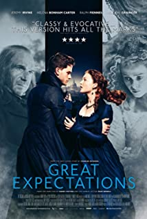 Great Expectations 2012 poster