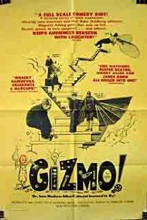 Gizmo! (1977) cover
