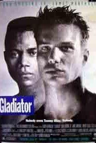 Gladiator (1992) cover