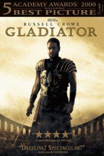 Gladiator (2000) cover