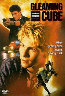 Gleaming the Cube 1989 poster