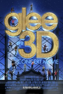 Glee: The 3D Concert Movie 2011 poster