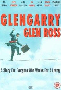 Glengarry Glen Ross (1992) cover