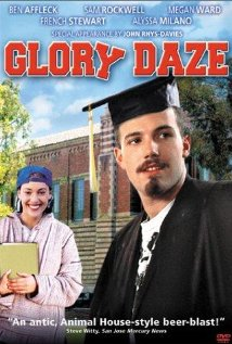 Glory Daze (1995) cover