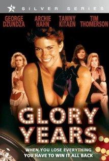 Glory Years (1987) cover
