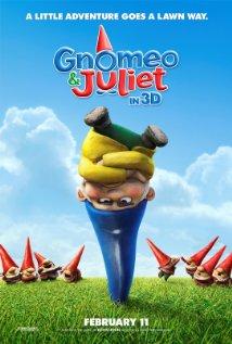 Gnomeo & Juliet (2011) cover