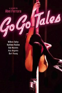 Go Go Tales (2007) cover