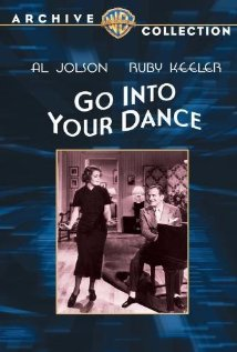 Go Into Your Dance 1935 poster