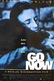 Go Now (1995) cover