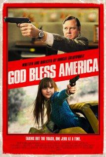 God Bless America (2011) cover
