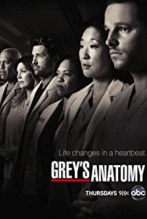 Grey's Anatomy (2005) cover