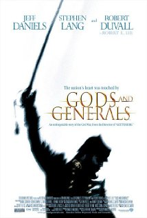 Gods and Generals (2003) cover