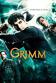 Grimm (2011) cover