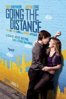 Going the Distance (2010) cover