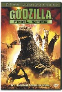 Gojira: Fainaru uôzu 2004 poster