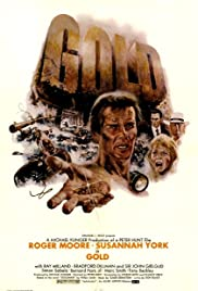 Gold (1974) cover