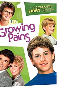Growing Pains (1985) cover