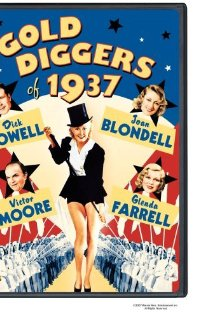 Gold Diggers of 1937 (1936) cover